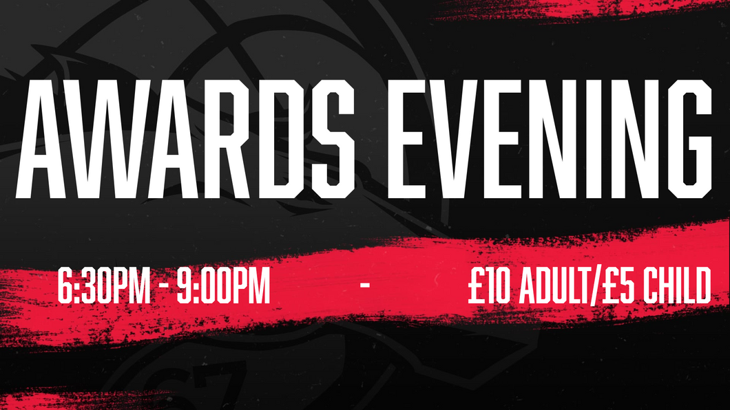 Leicester Riders JNBL & Charnwood Awards Evening