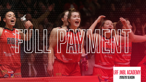 Leicester Riders JNBL Girls Academy Full Membership Payment