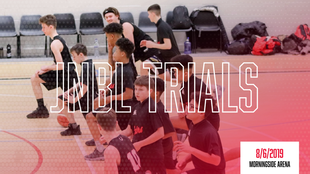 Riders Foundation JNBL Academy Trials Day 2019