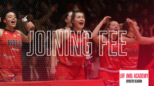 Leicester Riders JNBL Girls Academy Joining Fee