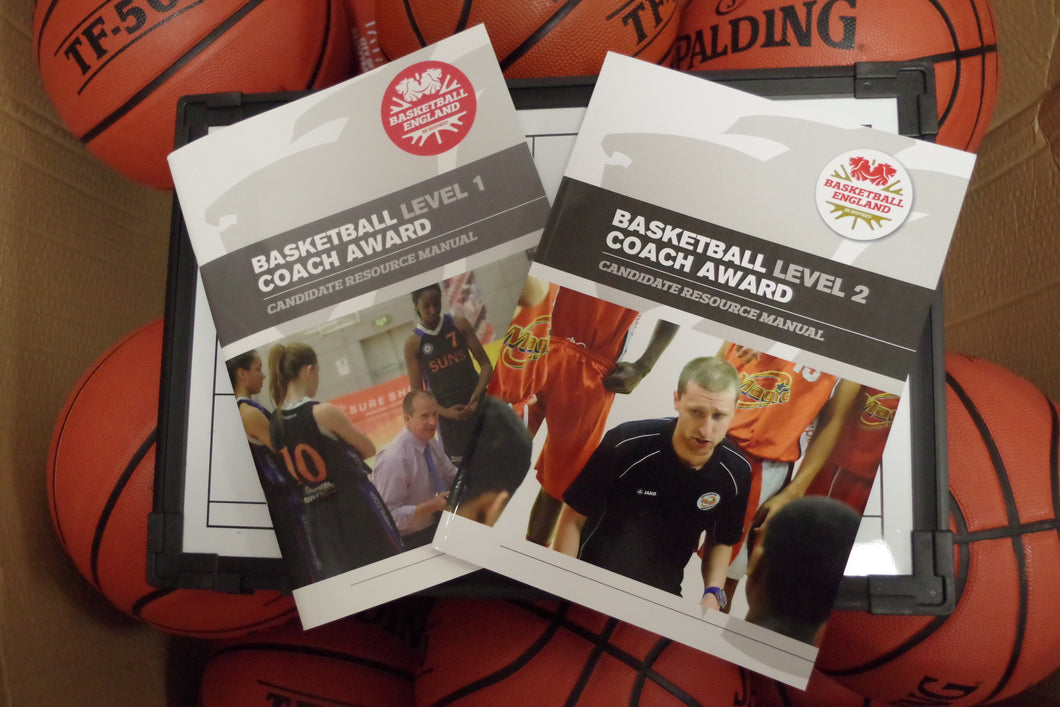 Leicester Riders Level 1 Coaching Course