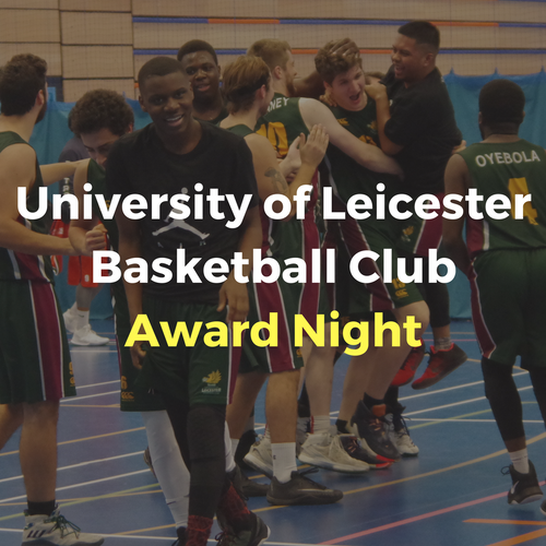 University of Leicester - Basketball Awards Night