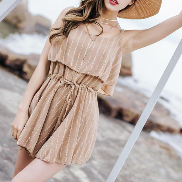 Beachy Romper