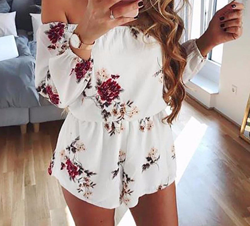 Clean-Looking Romper