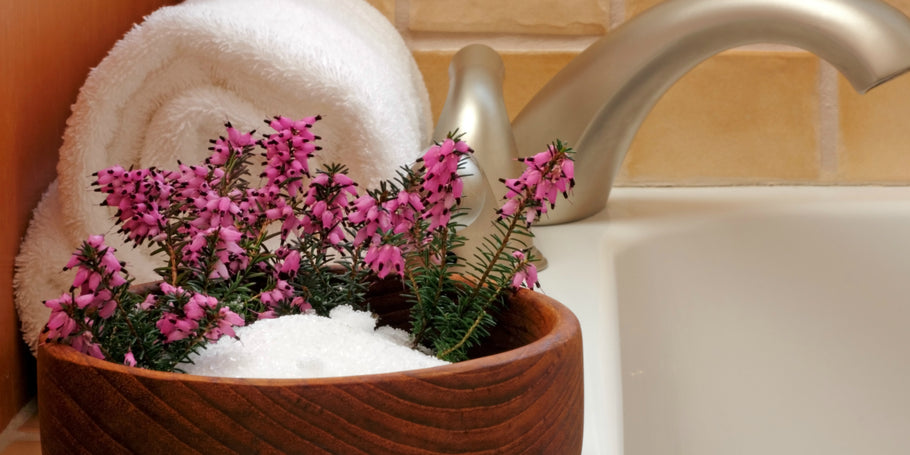 The Benefits Of Soaking It Up In An Epsom Salt Bath