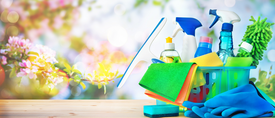 How Clean Are The Supplies Being Used To Clean Your Home?
