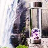 VitaJuwel Via Water Bottle, Energized Gemwater