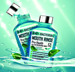 MOUTH BACTERIAS AND THE MOUTHWASH MYTH