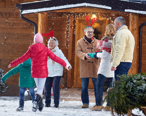 The Healing Power of Holiday Lights and Festivities by Rose Boghos of Energy Matters, LLC.