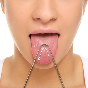Detox Naturally With Tongue Scraping