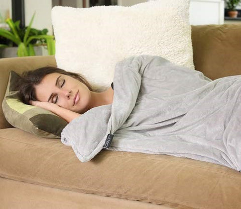 Six  Energetic Healing Benefits of Weighted Blankets by Rose Boghos of Energy Matters LLC