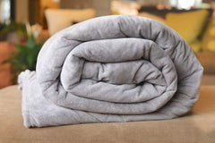 weighted blanket - relaxing gift