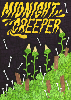 Midnight Creeper | Johannes Helgelin (Outer Space Press)