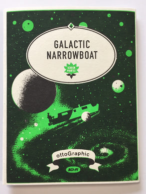 Galactic Narrowboat | Otto (Ottographic)
