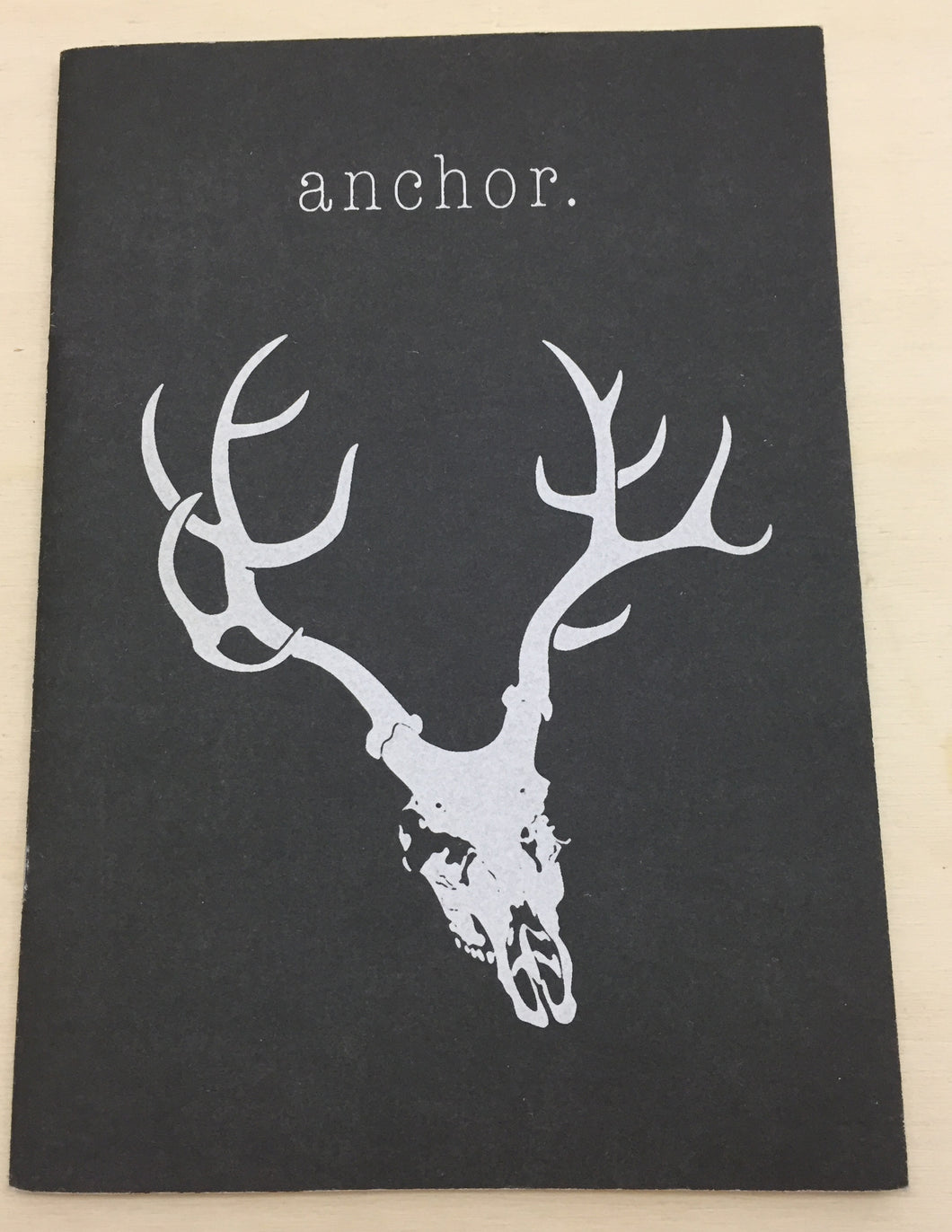 Anchor. | Franklin Obregon (PogoBooks)
