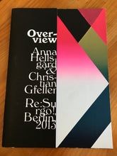Overview | Gfeller + Hellsgård (Re:Surgo!)