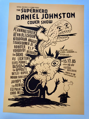 Daniel Johnston (Bongoût)