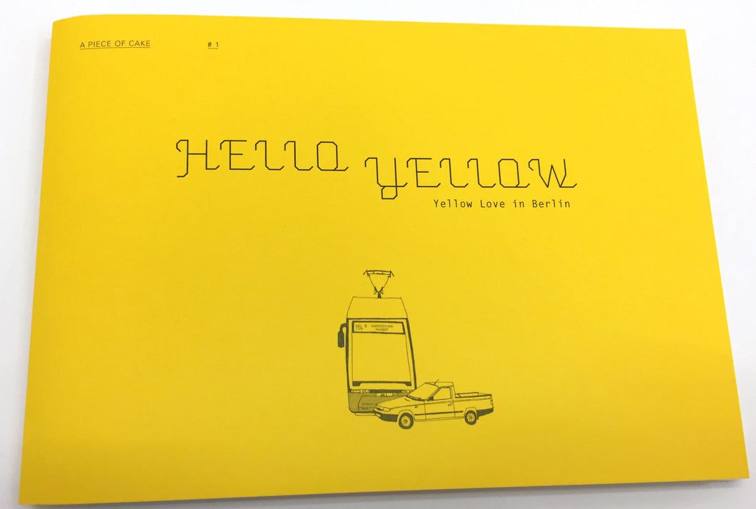 Hello Yellow Love in Berlin | Hoyoug Son (A Piece of Cake)