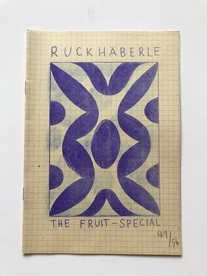 The Fruit Special | Christoph Ruckhäberle