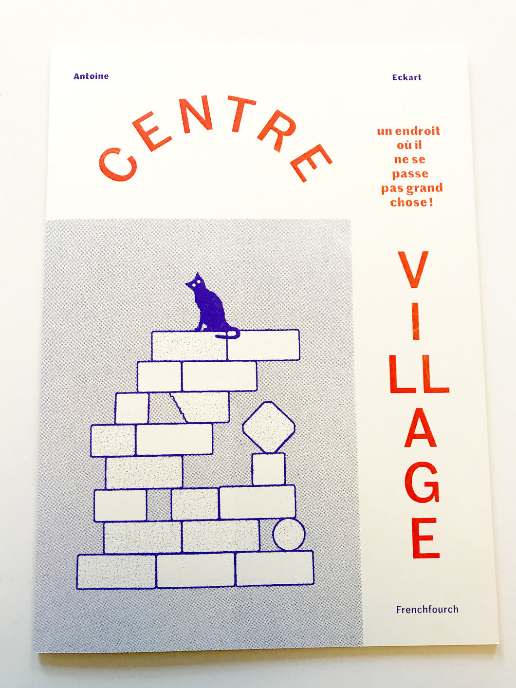Centre Village | Antoine Eckart (French Fourch)