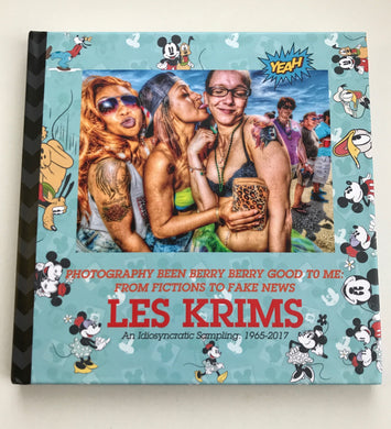 Photography Been Berry Berry... | Les Krims (Hard Cover + CD + signed ink jet print)