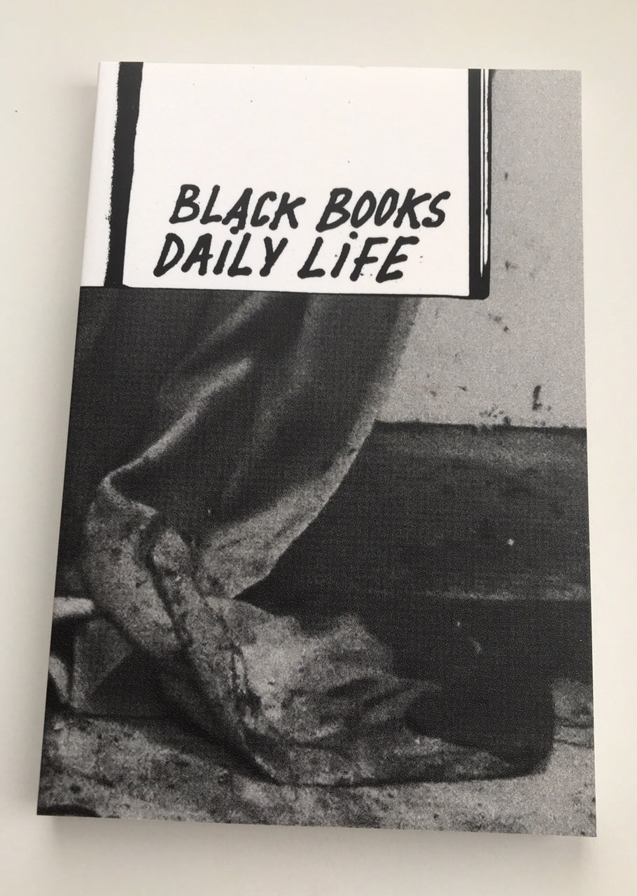 Black Books Daily Life | McClane (Lendroit editions)