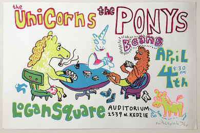 The Unicorns & the Ponys | Keith Herzik