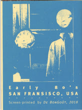 Mini Zine | Early 80's San Fransisco, USA
