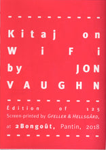 Mini Zine | Kitaj in WiFi by Jon Vaughn
