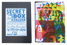 Secret Box | Kerozen, Gfeller + Hellsgård