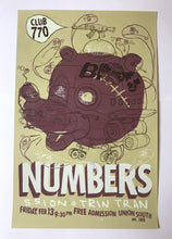 Numbers | Little friends of Printmaking (2004)