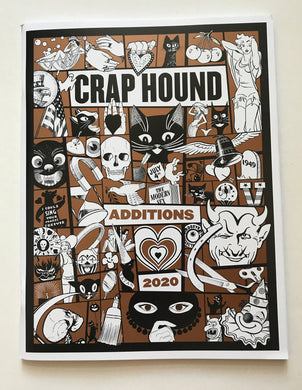 Crap Hound 2020 - Additions