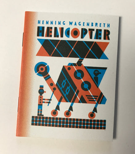 Helicopter | Henning Wagenbreth (Mazookas)