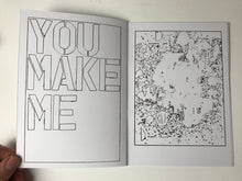Christopher Wool Coloring book | Christian Gfeller