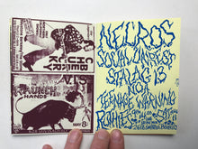 Mini Zine | Early 80's San Fransisco (2 Bongoût)