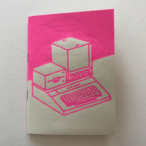 Mini Zine | Hello World by Paul Riedmüller