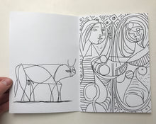 Picasso Coloring book | Christian Gfeller