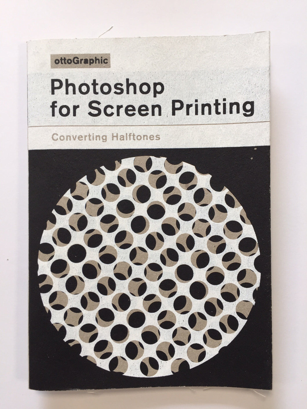 Photoshop for Screen Printing, 2nd edition | Otto (Ottographic)