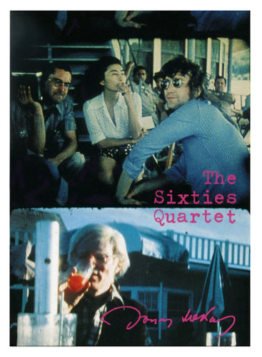 The Sixties Quartet | Jonas Mekas
