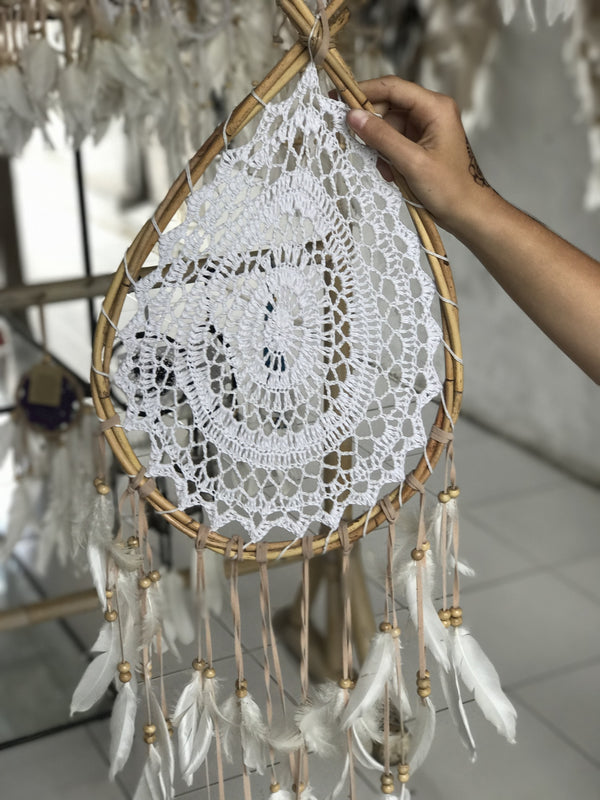Dreamcatcher tear drop