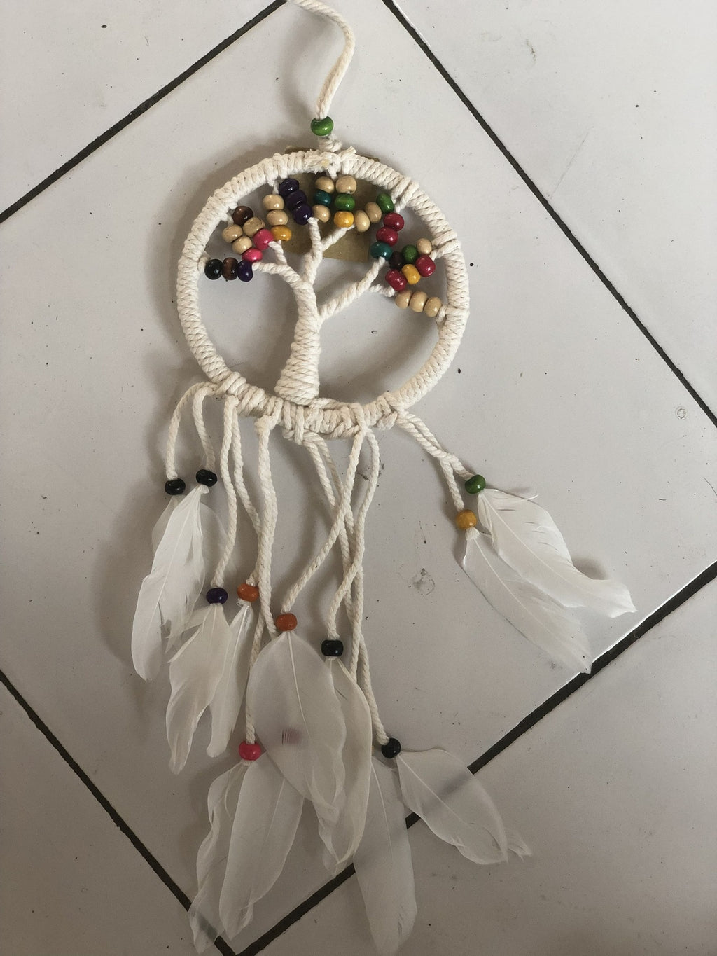 Dreamcatcher Tree of life 12cm