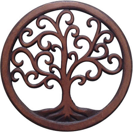 Tree of Life Brown