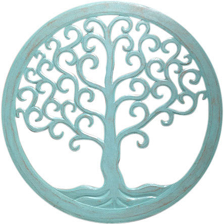 Tree of Life Teal