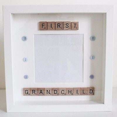 First Grandchild – Nana B\'s Workshop