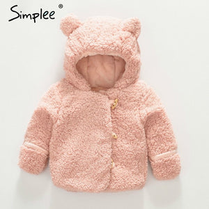 2446c9fa6974 Simplee Baby Boys Fur Coats Winter Thickening Kids Jackets Clothing ...