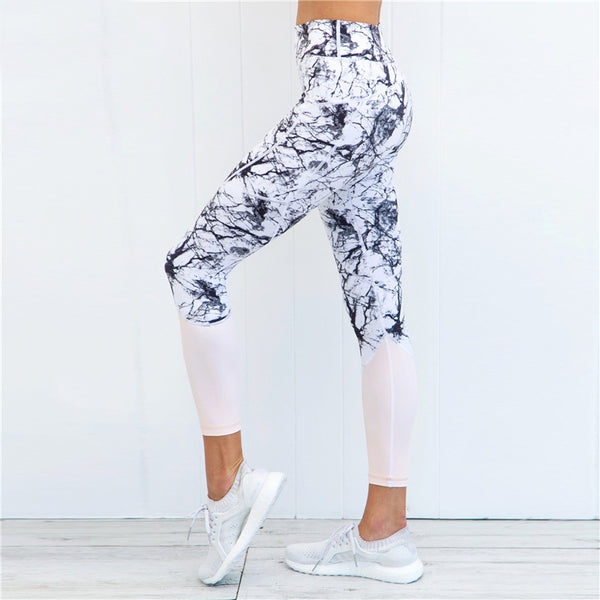 HydraMarble Mesh Leggings