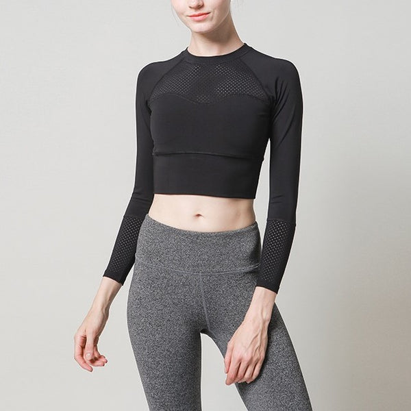 Animal Strength Crop Top