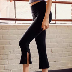 Top Flare Leggings