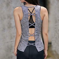 Cross Force Tank Top