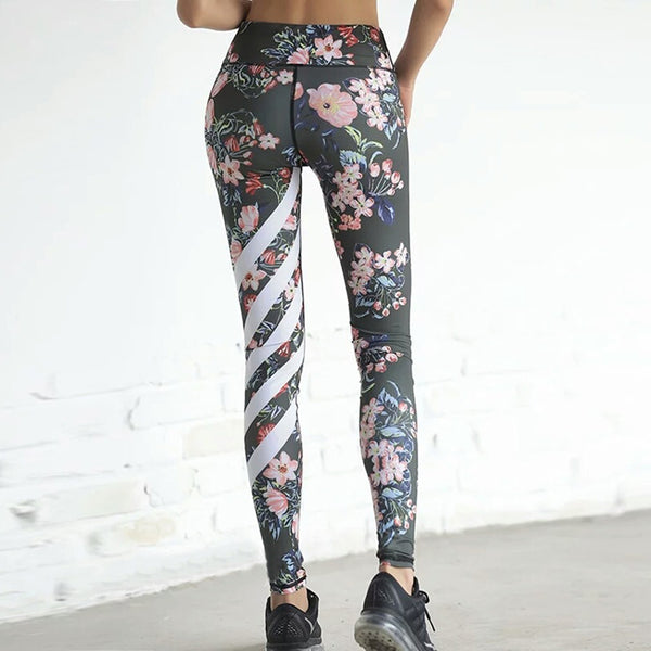 Floral Strength Leggings